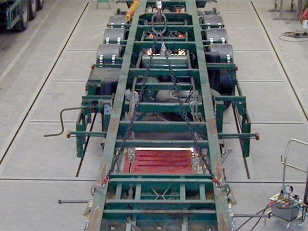 FRAMEWORK ALIGNMENT BENCH